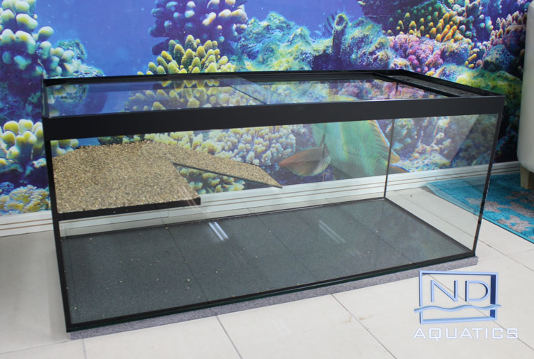 43x18x18 Turtle glass tank