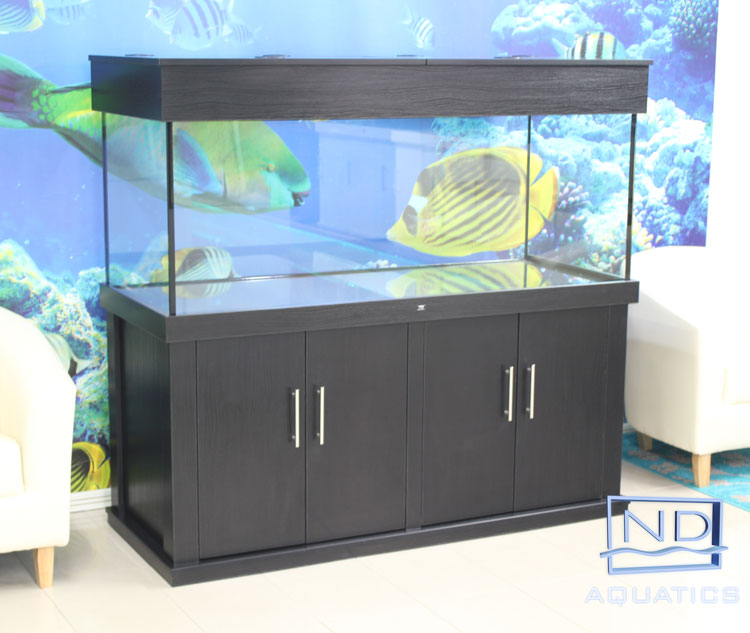 60x24x24 Custom Tropical Aquarium . STYLE I