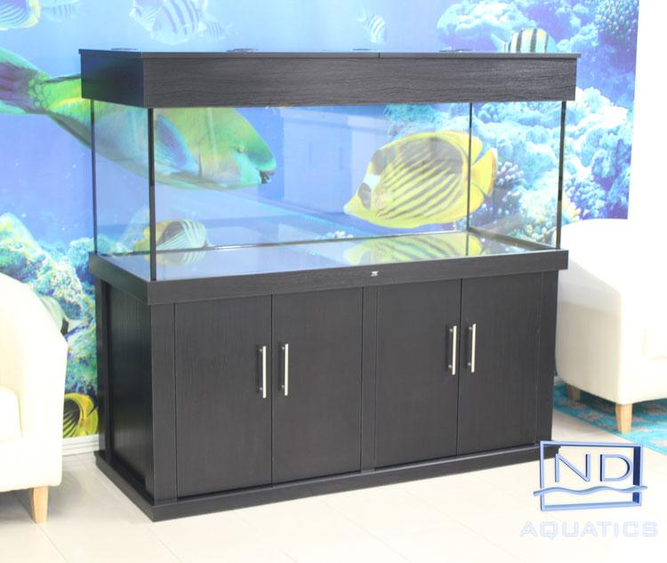 60x24x24 Custom Tropical Aquarium . STYLE I