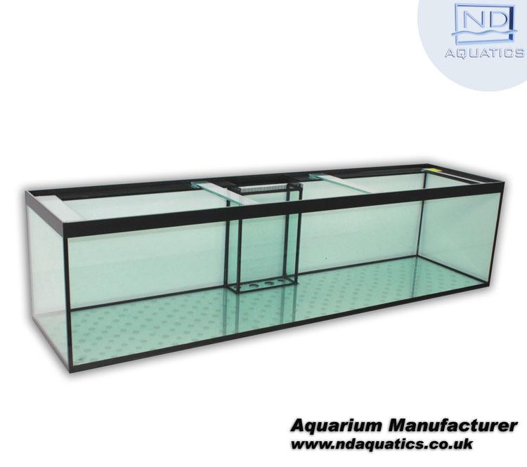 On site build aquarium manufacturers nd aquatics ltd for Site aquarium
