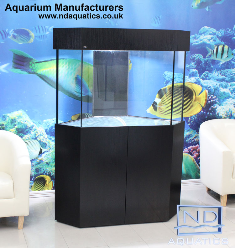 High quality custom aquarium manufacturers in uk for 55 gallon corner fish tank