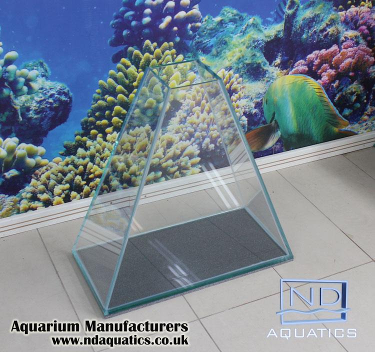 Tropical Glass Tank Pyramid
