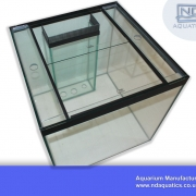 24x24x24 Marine Glass Tank