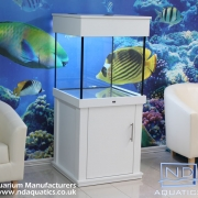 24x24x24 Tropical aquarium. Style I