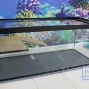 43x18x18 Turtle glass tank
