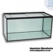 48x24x24 Tropical All Glass Tank