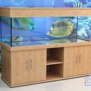 72x24x24 Tropical fish tank. Aintree Oak