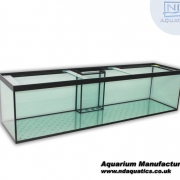 96x24x24 Marine All Glass Tank