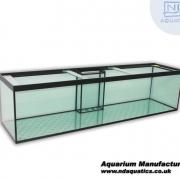 96x24x24 Marine All Glass Tank
