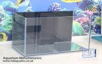 48x24x24 Marine Braceless Aquarium