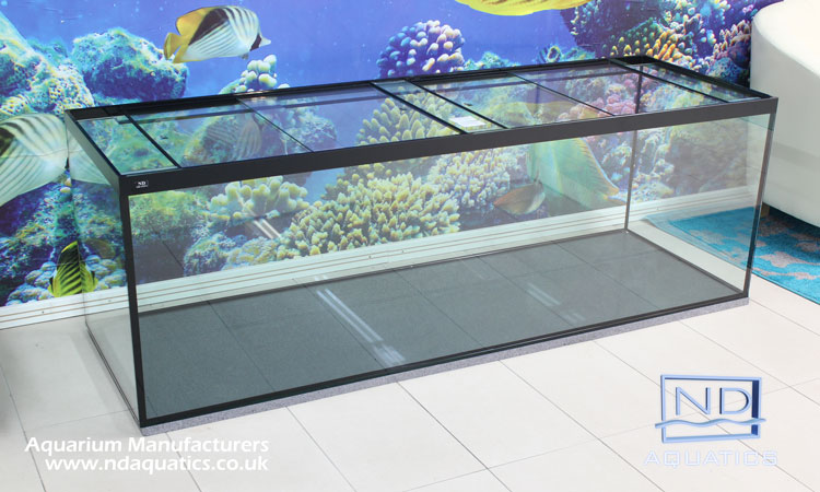 72 x 24 x 18 tropical fish tank made by nd aquatics ltd for 18 x 24 window