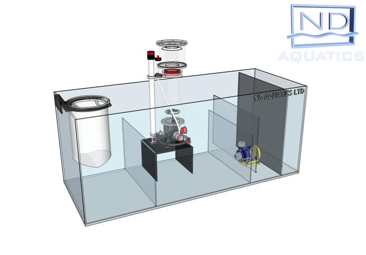 sump tanks aquarium manufacturers nd aquatics ltd