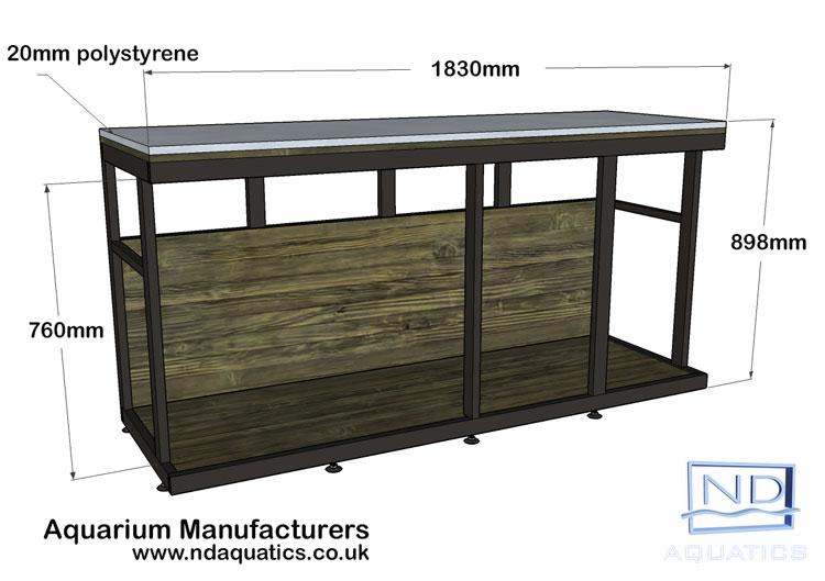 ... 72x24-metal-steel-cabinet-01 Metal_frame_ND_Aquatics  sc 1 st  ND Aquatics Ltd & Metal Framed Cabinets   Aquarium Manufacturers - ND AQUATICS LTD